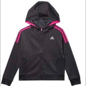 New Adidas zip up hoodie sweater